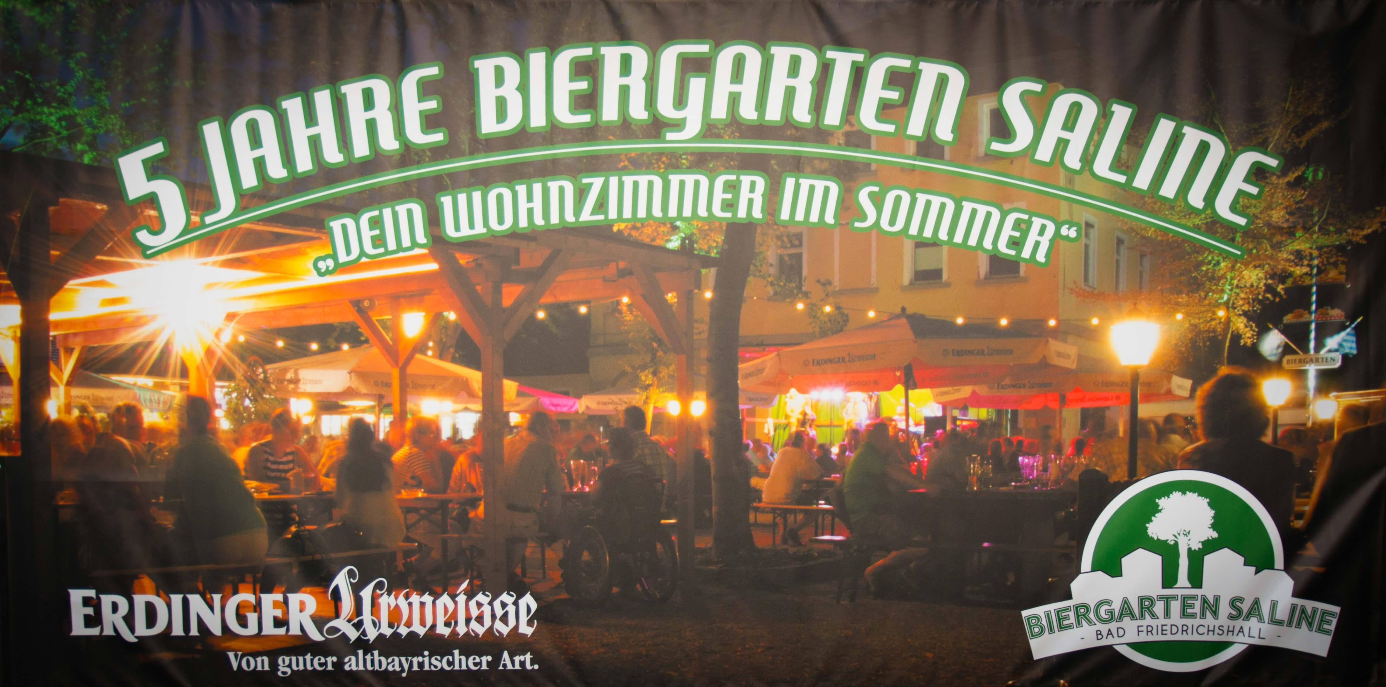 Biergarten Saline Biergarten Mit Lieferdienst In Bad Friedrichshall Bier Trinken Freunde Treffen